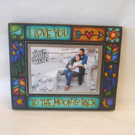MACONE STUDIO Love You to the Moon Frame