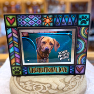 MACONE STUDIO UNCONDITIONAL LOVE WOOD PICTURE FRAME