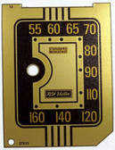 RCA 1X Dial (Item: DS-A157)