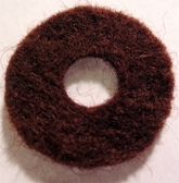 Felt Washer - 0.75 OD (Set of 5) (Item: FWK-.75)