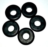 Rubber Grommet - .250 ID - Set of 5 (Item: GRMT-0250)