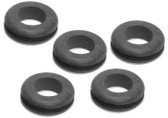 "Rubber Grommet - 19/32"" ID - Set of 5 (Item: GRMT-1932B)"