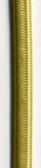 Gold Braid Cloth - 18AWG Power Cord (Item: PWC-8)