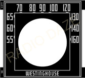 Westinghouse H-188 Dial (Item: DS-A234)