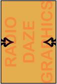 Radiola 80 Dial Lens (Item: DS-D020)