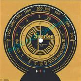 Sparton 867 Dial (C-2180) (Item: DG-270)