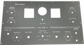 Hammarlund HQ-129X Faceplate Refinish - White (Item: FP-HM-HQ129X-WH)