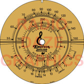 Emerson 71 Dial (Item: DS-A673)