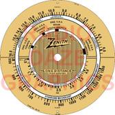Zenith S-829 Dial (Item: DS-A683)