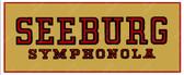 Classic Symphonola Nameplate (Item: LBL-SBG-008)