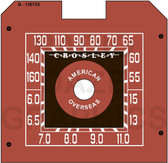 Crosley 56TA,56TC,56TN Dial (Item: DS-A026C)