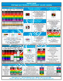 Component Color Chart (Item: CH-CCC)