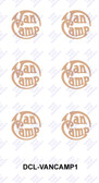 Van Camp Logo Decal (DCL-VANCAMP1)