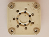 Ceramic 7 Pin Socket-E.F. Johnson Part #122-237 (Item: NOS-SKT-38)