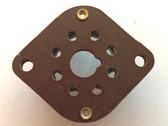 """8 Pin """"Octal"""" Wafer Phenolic Socket (Item: NOS-SKT-67)"""