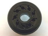 9 Pin Amphenol Socket with PCB/Straight Pins (Item: NOS-SKT-70)