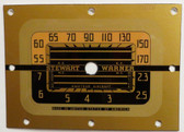 Stewart Warner Models 03-6J1, 03-6L7 Dial (Item: DS-A841)