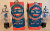 Two Raytheon 866As