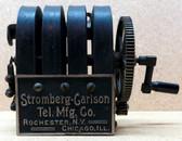 Stromberg-Carlson 4 Bar Telephone Magneto