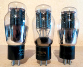National Union, Hytron and Sylvania 2A3s