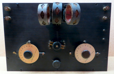 Front Panel View