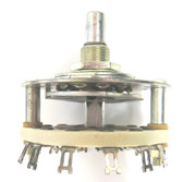 Rotary Switch - Steatite - Centralab 2506 (ITEM: S-RO-CRL2506-MOD)