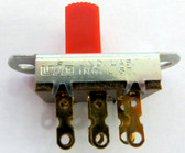Double Pole, Double Throw Slide Switch (Item: NOS-SL-DPDT-1)