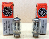 Set of Two GE 5963 Vacuum Tubes - New Old Stock In Box (Item: RDW-87)