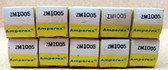 Amperex ZM1005 Nixie Tubes-New Old Stock In Box-Set of 10 (Item: RDW-84)