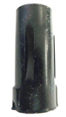 9 Pin Tube Shield (Item: NOS-SHD-9-2.375-BLK)