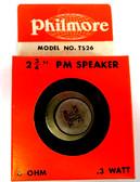 0.3W 8ohm Speaker (Item: NOS-SPKR-8P3R2.75)