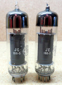Pair of Very Closely Matched General Electric 7189A Vacuum Tubes - New Old Stock in Box (Item: RDW-102)