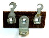 Terminal Strip, Mini, 2 Lugs, 1 Mount (Item: NOS-TS2-L)