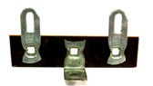 Terminal Strip, 2 Lugs, 1 Mount (Item: NOS-TS2-M)