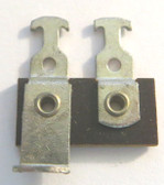 Terminal Strip, 2 Lugs, 1 Mount/Ground (Item: NOS-TS2-P)