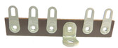 Terminal Strip, 5 Lugs, 1 Mount (Item: NOS-TS5-H)