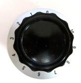 E.F. Johnson 116-222-2 Skirted Knob-NOS in Box (Item: NOS-EFJ-116-222-2)