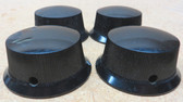 "Set of Four Kurz-Kasch Knobs - 2-3/8"" Diameter - Used (Item: RDW-117)"
