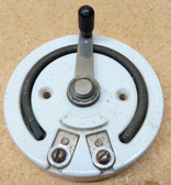 Vintage Porcelain Base Rheostat - Used (Item: RDW-120)