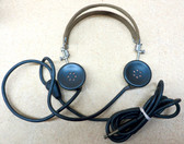 Signal Corps Type R-2-A Headphones - Used (Item: RDW-123)