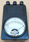 Weston Model 689 Ohmmeter - Type 1F - Used (Item: RDW-126)