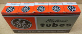 Five New Old Stock General Electric 5U4GB Vacuum Tubes (Item: RDW-137)