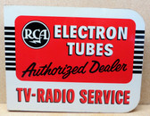 RCA Double-Sided Authorized Dealer Sign (Item: RDW-147)