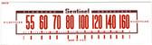 Sentinel 293, IU-293 Series Dial (Item: DG-537)