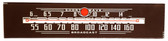 Addison 5A, 5D, 5F. R5A3 Dial (brown version) (Item: DG-001B)