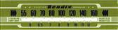 Bendix 626C Dial (Item: DG-259)