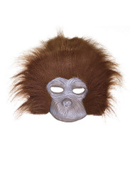 Plush Chimp Masks