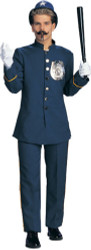 Keystone cop adult male costume