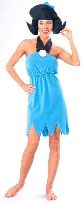 Betty Rubble Flintstones adult Costume