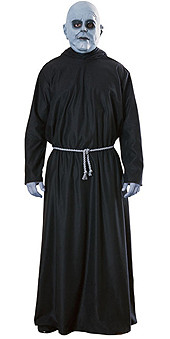 Fester Addams Costume, Adult Addams Family